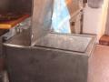 Inox kutijasa kotačima